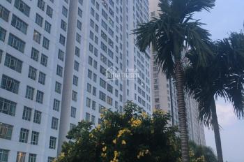 Cho thuê căn hộ chung cư Giai Việt Q. 8 có 2 PN, DT 115 m2, giá 11 tr/th, đầy đủ nội thất