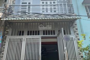 Nhà Cao Lỗ đường 6m, 1 lầu, có sổ hồng riêng