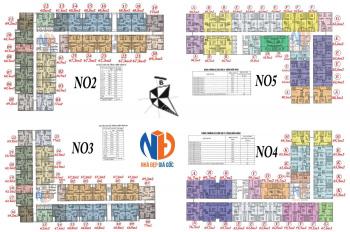 Bán căn hộ chung cư Ecohome 3, dt: 67.2m2, Căn: 1622 , tòa N02, giá 1ti280. Lh: 0971285068