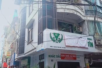 Cho thuê nhà riêng ngõ 230 Phố Lạc Trung, nhà căn góc 2 mặt, mới đẹp, ngõ 2 ô tô, giá thuê cực rẻ