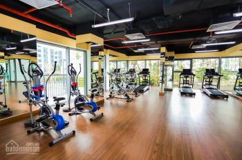 Cho thuê căn hộ 2 phòng ngủ 74m2 đầy đủ đồ tòa The Zen Gamuda, Tam Trinh, Hoàng Mai, giá 8 tr/tháng