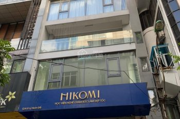 Bán nhà mặt phố Trường Chinh: 50m2 x 5,5 tầng, mặt tiền 8,5m, nhà mới, thang máy. LH: 0974557067