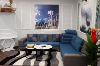 Cho thuê căn hộ chung cư đồ cơ bản đẹp tại Eco City Việt Hưng, Long Biên, S: 80m2, giá: 12 tr/th