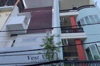 Bán nhà mới vào ở liền, hướng Tây tứ trạch, hẻm 8m Hoa Cau-Phan Xích Long, Phú Nhuận 49m2 -8.9 tỷ