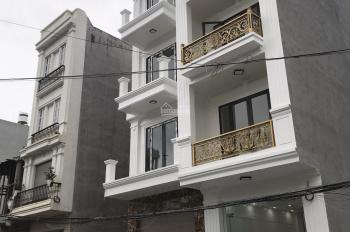 Nhà tuyến 2 Lê Hồng Phong , xây độc lập 4 tầng , đường 12m oto đánh võng vào nhà