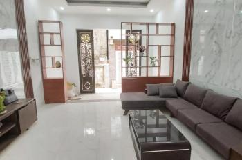 Cần bán nhà phố Đào Tấn, nhà mặt ngõ xe ba gác, diện tích 45m2 x 4 tầng, mặt tiền 6m.