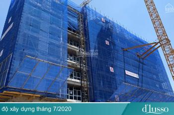 Cơ hội hấp dẫn sở hữu căn hộ Dlusso ven sông TT Q.2, chiết khấu 2% + 300 triệu, TT 30% nhận nhà.