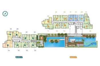 Cơ hội hấp dẫn sở hữu căn hộ D'Lusso ven sông TT Q. 2, chiết khấu 2% + 300 triệu, TT 30% nhận nhà