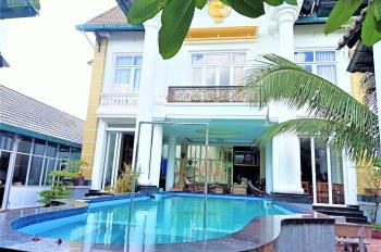 Chủ gửi biệt thự mặt tiền đường 179, P. Tân Phú, Q9. DT 19m x 47.5m (865m2) có hồ bơi (như hình)