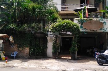 Mặt tiền Nguyễn Văn Thủ 10m x 20m đang kinh doanh Cafe cao cấp giá 50 triệu
