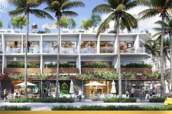 Sở hữu vĩnh viễn nhà phố biển 2 mặt tiền trong khu nghĩ dưỡng quốc tế 5 sao tại Thanh Long Bay