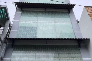 Nhà bán MT đường Hồ Bá Kiện góc Tô Hiến Thành, 4 tầng, DT: 4x19m, HĐT: 70tr/th, giá: 24,5 tỷ TL