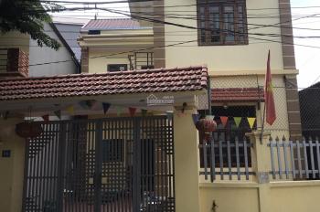 Nhà mặt tiền 2 tầng mái Thái mới xây bán rẻ ở thị trấn Kim Bài