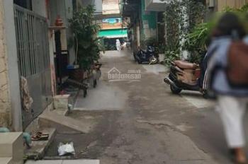 Nhà nguyên căn cho thuê HẺM 4m đường Trần Bình Trọng Q.5-Khu dân cư an ninh, yên tĩnh