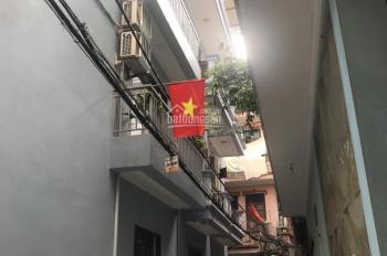 Cho thuê nhà Dương Văn Bé, Hai Bà Trưng HN DT 50m2 x 3,5T giá 10Tr