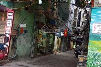 Bán chung cư mini cho thuê 74m2 7T 12.5 tỷ Tây Sơn