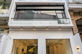 Bán nhà mặt tiền Lý Chính Thắng, P. 8, Quận 3, DT: 7x24m, 3 lầu, giá 60 tỷ 1 trệt 4 lầu