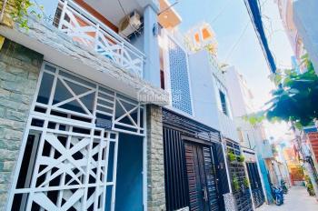 Bán nhà 2 mặt hẻm trước sau có cửa hậu sau ở Chu Văn An, Q. Bình Thạnh