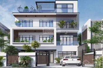 Bán tòa căn hộ DTSD 212m2, 7 tầng, trong ngõ đường Tô Ngọc Vân, Tây Hồ, Hà Nội