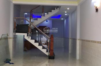 Nhà 1 lầu cách Nguyễn Văn Quá 200m, hẻm 6m, DT 4.1x14m