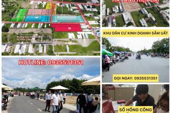 Đất nền sổ đỏ thổ cư 4 mt đường thị xã phú mỹ giá 7-12tr/m2 mua ở kd đầu tư chắc chắn sinh lợi