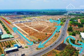 Chỉ 1,174 tỷ sở hữu ngay 1 lô đất thuộc dự án khu dân cư mặt tiền QL1A, trạm thu phí