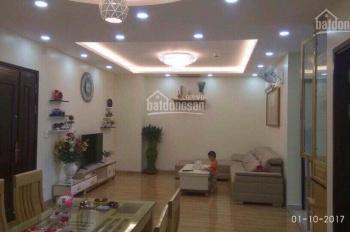 Bán CHCC 24T Trung Hòa Nhân Chính, nhà đẹp Full đủ đồ. DT 118m2, 2PN, 2 WC, giá 3.245 tỷ