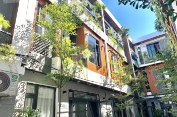 Bán nhà đẹp 3 tầng mới xây kiệt ôtô đường Trần Cao Vân thông Nguyễn Tất Thành quận Thanh Khê.
