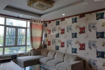 Tôi cho thuê nhanh căn hộ Giai Việt Q8. 115m2 2pn 2wc full nội thất giá rẻ mùa dịch