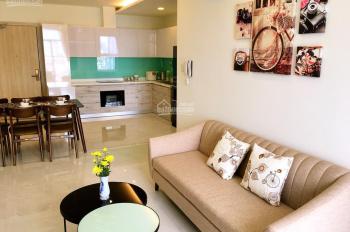 Cho thuê căn hộ Phan Văn Trị (Q5), 75m2, 2PN, 1WC, 9tr/tháng, LH: 0909439843 Duyên