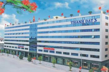 Cho thuê văn phòng hiện đại nhiều DT, tòa nhà Thành Đạt 3, Lê Thánh Tông, Ngô Quyền, Hải Phòng