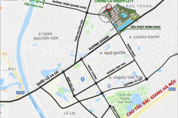 Cần bán căn hộ chung cư Green City, Bắc Giang