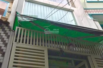 Định cư nước ngoài, bán gấp nhà 1T 2L hẻm 458 Lý Thái Tổ, P10, Q10, 18m2, SHR, 1.25 tỷ, 0839303525