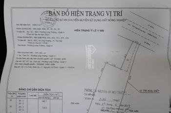 Bán đất mặt tiền khu công nghệ sinh thái Tam Đa, Quận 9, LH: 0934216177