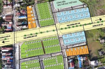 Bán lô đất xây biệt thự 225m2 tại Đa Phúc - Dương Kinh - đất đẹp bán giá tốt