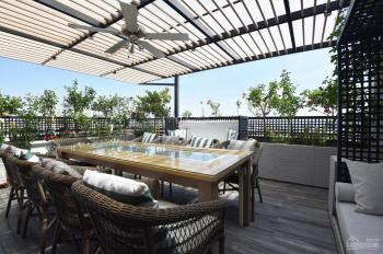 Bán gấp penthouse Q7, nhà đẹp 313m2, 6PN, view triệu đô, nhà bao đẹp, giá 16 tỷ LH 0902 944 648