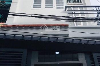 Nhà bán gần trường THCS Bình Hưng Hòa, Bình Tân - 1 lầu - sổ hồng - DT 36m2 - giá 1,7 tỷ bán gấp