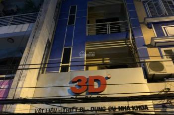Cho thuê nhà mặt hồ ngõ 34 phố Phương Mai. 55m2, nhà 3 tầng 1 tum, khu trung tâm dân trí cao