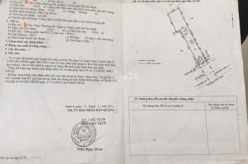 Cần bán nhà mặt tiền đường Văn Thân 130m2 giá 15.9 tỷ
