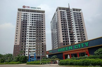 Chung cư Green City - hỗ trợ vay vốn lãi suất 0%
