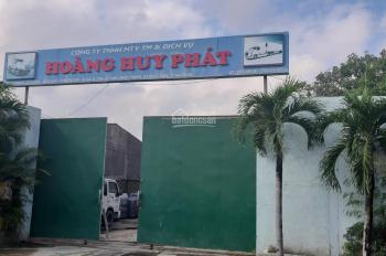 Cho thuê nhà xưởng. Công ty TNHH một thành viên thương mại & dịch vụ Hoàng Huy Phát