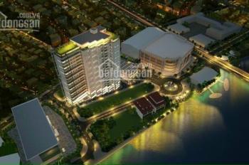 Bán căn hộ Marina Long Xuyên căn 1 phòng ngủ, view cực đẹp