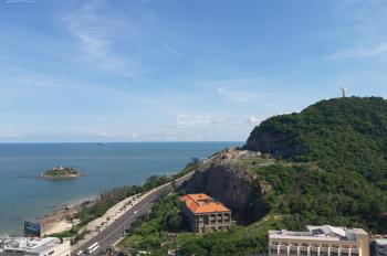 Cho thuê căn hộ view biển 2 PN DT 125m2, chung cư Sơn Thịnh 1 giá 10 tr/tháng
