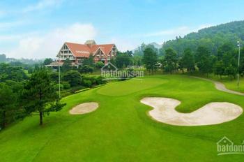 Bán 1 số lô đất biệt thự trong khu quần thể Golf And Resort Tam Đảo - Vĩnh Phúc. LH: 096.5555.933