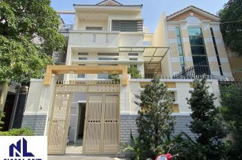 Cô chủ cần cho thuê biệt thự 480m2 mới đẹp A10 đường 33 Trần Não, Bình An, quận 2 ở - văn phòng