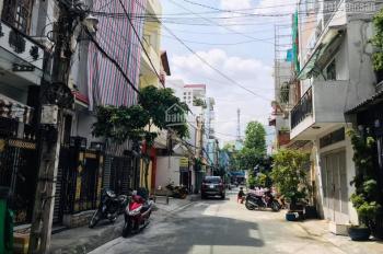 Nhà 1 lầu, hẻm 10m đường Vườn Lài, P. Tân Thành, Q. Tân Phú, 4 x 18m, giá 7.2 tỷ
