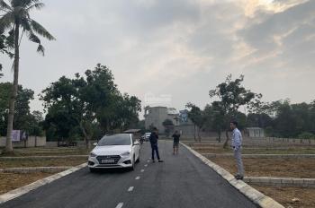 Bán đất nền Hòa Lạc ngay cạnh đường 420 mở rộng 25m, gần đại học FPT, DHQG, Viettel, Công Nghệ Cao