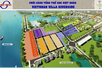 Bán đất nền dự án tại dự án Việt Nhân Villa, Quận 9, Hồ Chí Minh diện tích 58.6m2, giá 2.9 tỷ