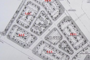 Bán gấp lô đất mặt đường Nguyễn Khuyến Văn Quán, 122m2, MT 6m, đường 50m, 90tr/m2 Mr Đan 0903244899