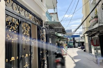 Bán nhà phố 3 lầu tuyệt đẹp hẻm 7m, đường Hưng Phú, Quận 8